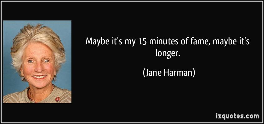 Jane Harman's quote #5