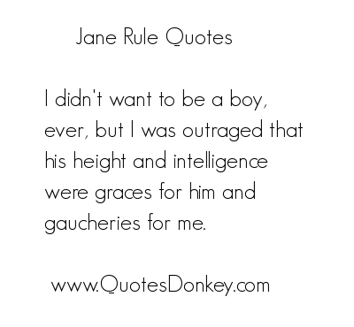 Jane Rule's quote #6