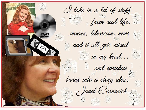 Janet Evanovich's quote #7
