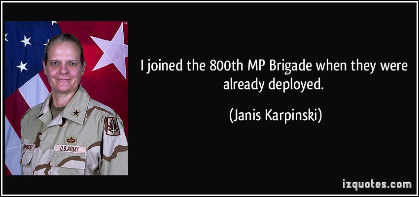Janis Karpinski's quote #7