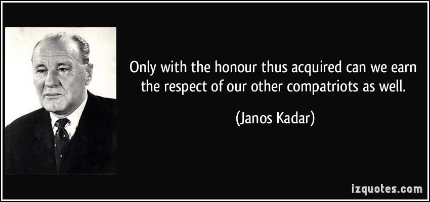 Janos Kadar's quote #1