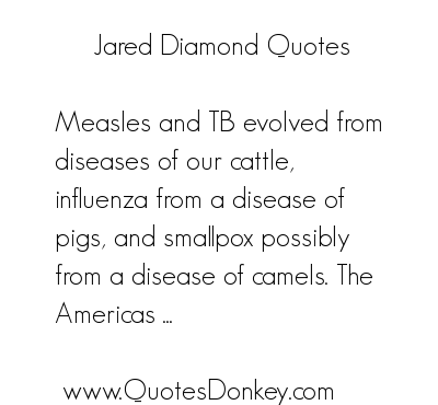 Jared Diamond's quote #7