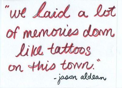 Jason Aldean's quote #1