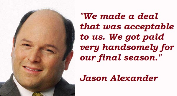 Jason Alexander's quote #2