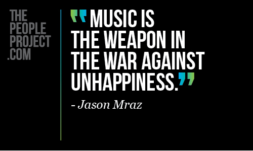 Jason Mraz's quote #4