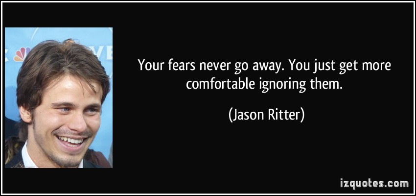 Jason Ritter's quote #1