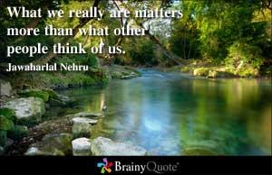 Jawaharlal Nehru's quote #4