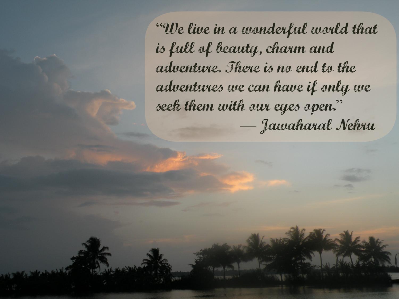 Jawaharlal Nehru's quote #3