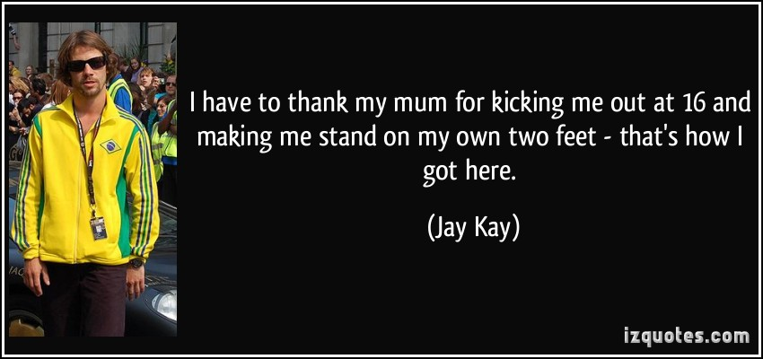 Jay Kay's quote #3