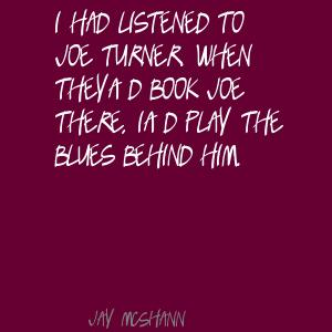 Jay McShann's quote #1