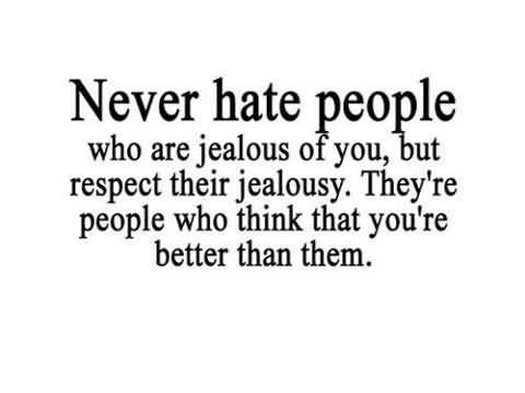 Jealousy quote #6