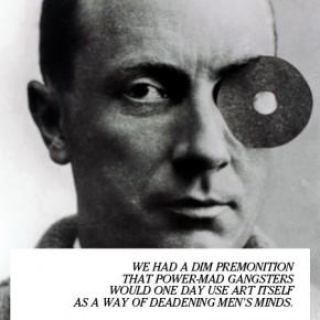 Jean Arp's quote