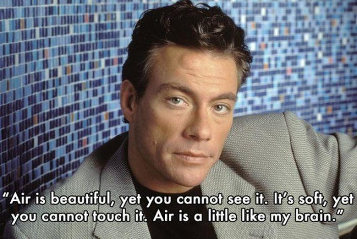 Jean-Claude Van Damme's quote #6