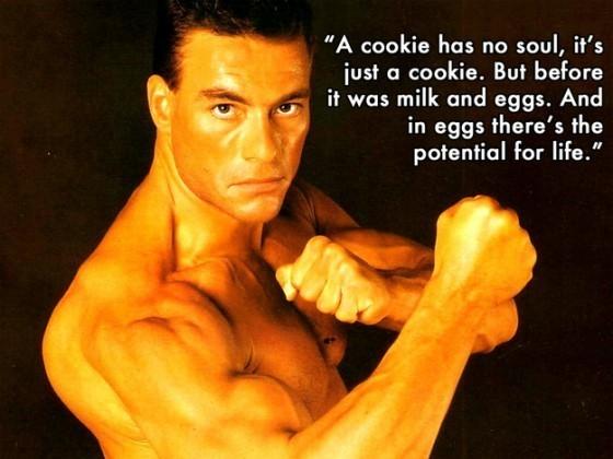 Jean-Claude Van Damme's quote #1