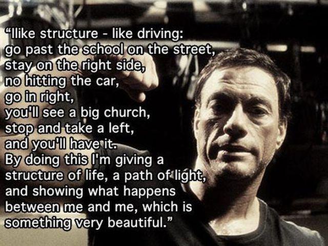 Jean-Claude Van Damme's quote #8