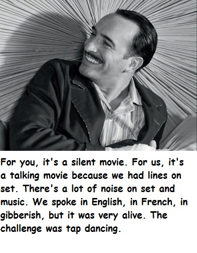 Jean Dujardin's quote #4