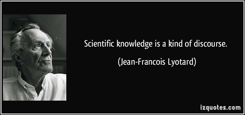 Jean-Francois Lyotard's quote #6