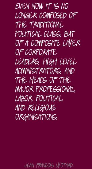 Jean-Francois Lyotard's quote #3