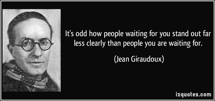 Jean Giraudoux's quote #1