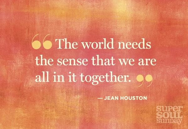 Jean Houston's quote #3