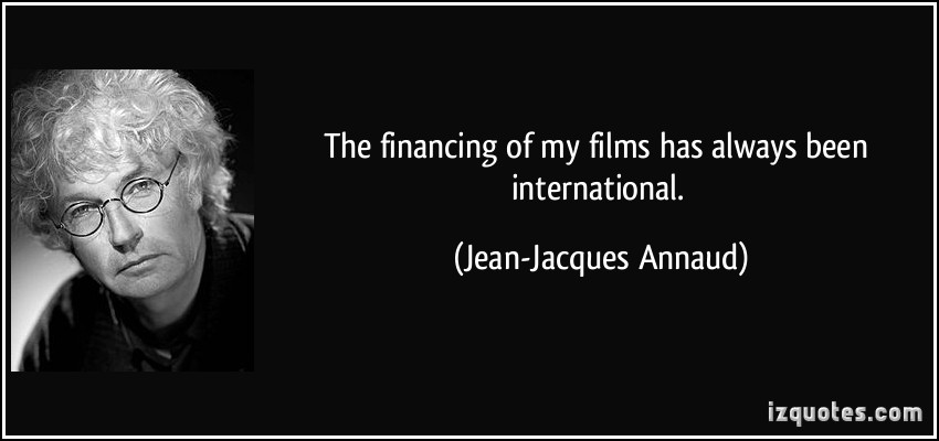 Jean-Jacques Annaud's quote #5