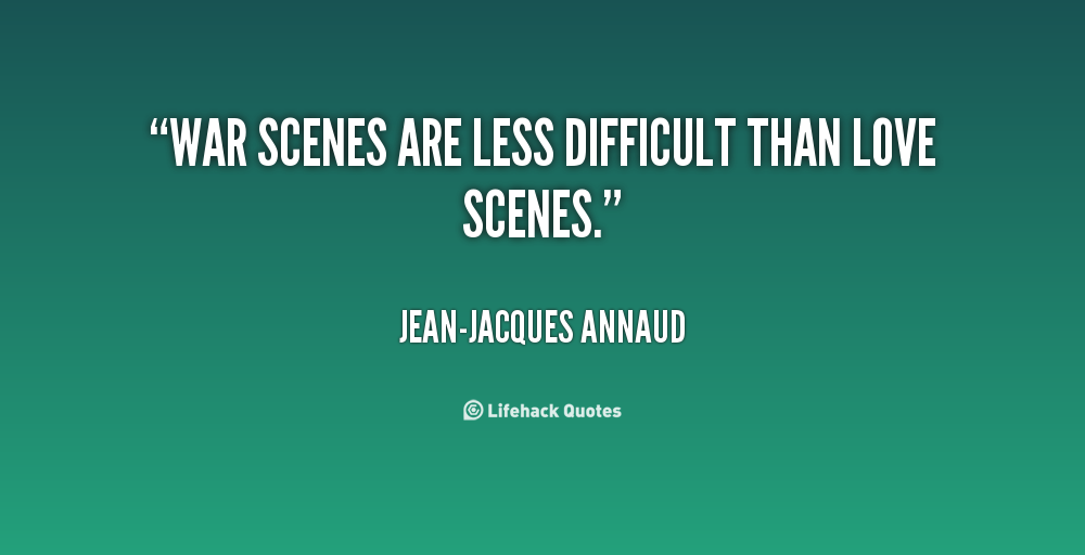 Jean-Jacques Annaud's quote #6