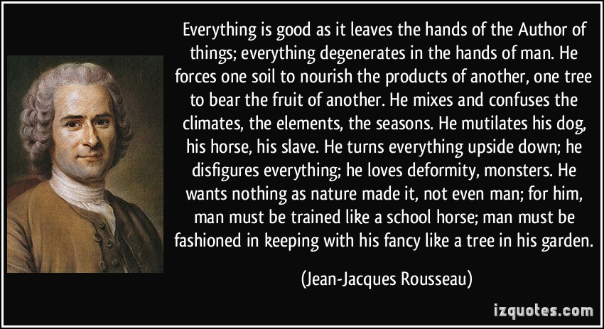 Jean-Jacques Rousseau's quote #6