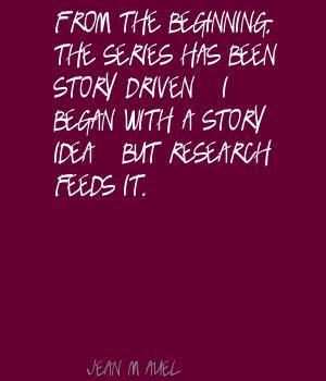 Jean M. Auel's quote #2
