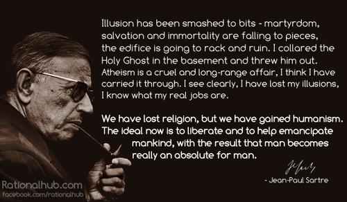 Jean-Paul Sartre's quote #8