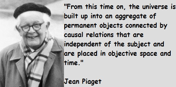 Jean Piaget's quote #4