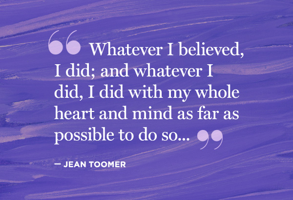 Jean Toomer's quote #1