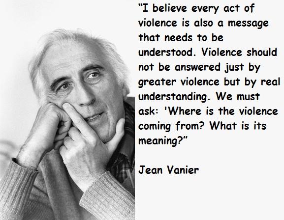 Jean Vanier's quote #1