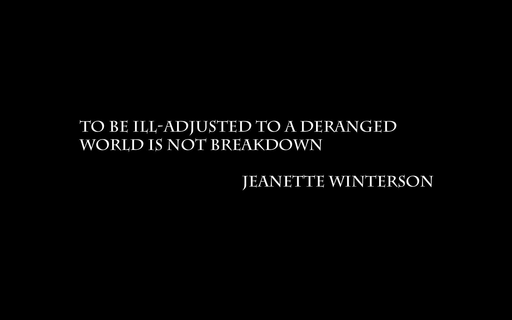 Jeanette Winterson's quote #1
