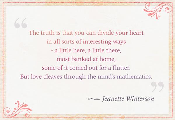 Jeanette Winterson's quote #3