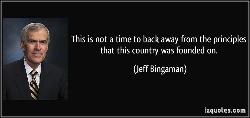 Jeff Bingaman's quote #4