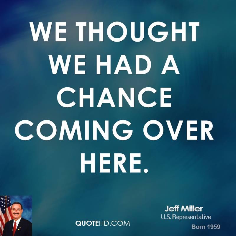 Jeff Miller's quote #2
