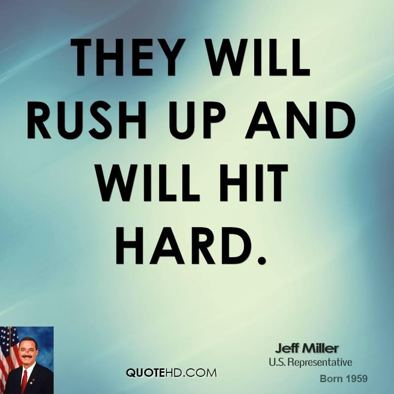 Jeff Miller's quote #5