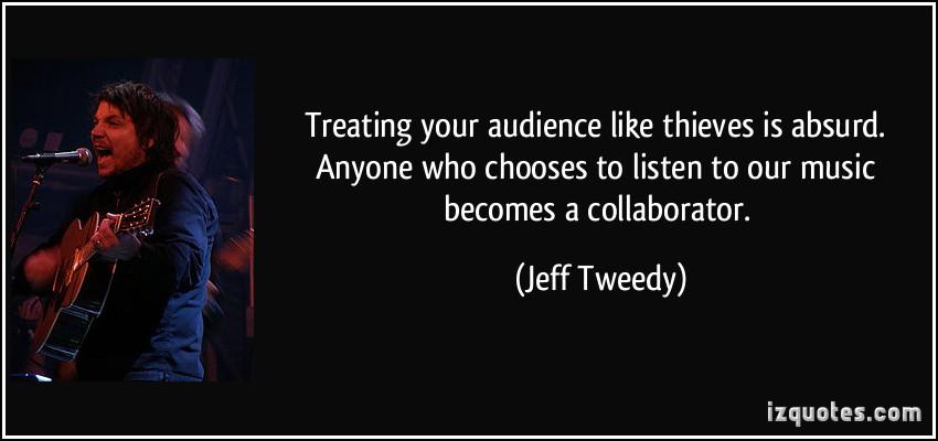 Jeff Tweedy's quote #6