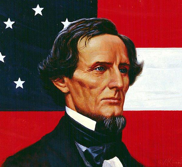 Jefferson Davis's quote #3