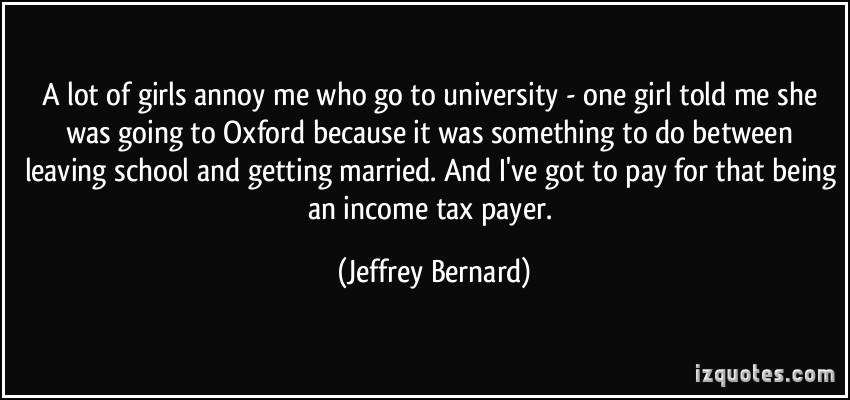 Jeffrey Bernard's quote #3