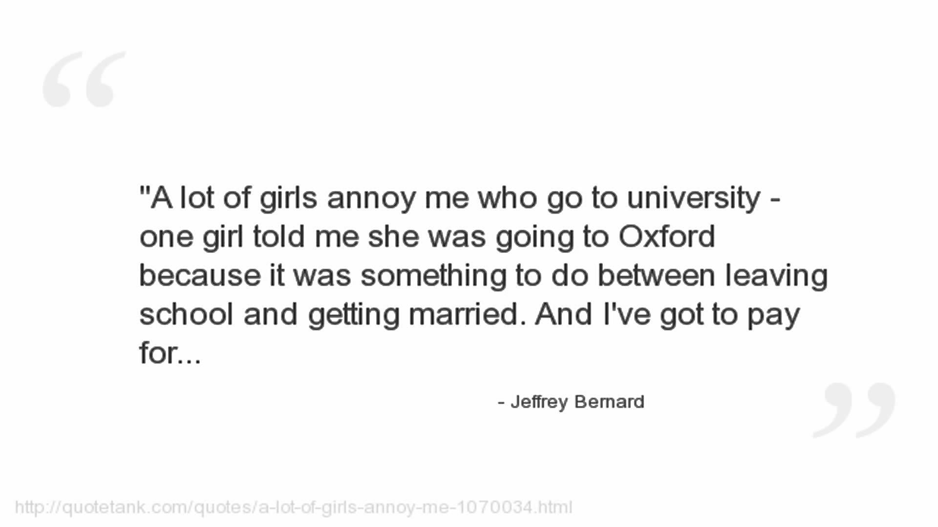 Jeffrey Bernard's quote #7