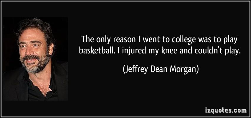 Jeffrey Dean Morgan's quote #2