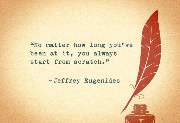 Jeffrey Eugenides's quote #5