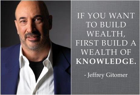 Jeffrey Gitomer's quote #2