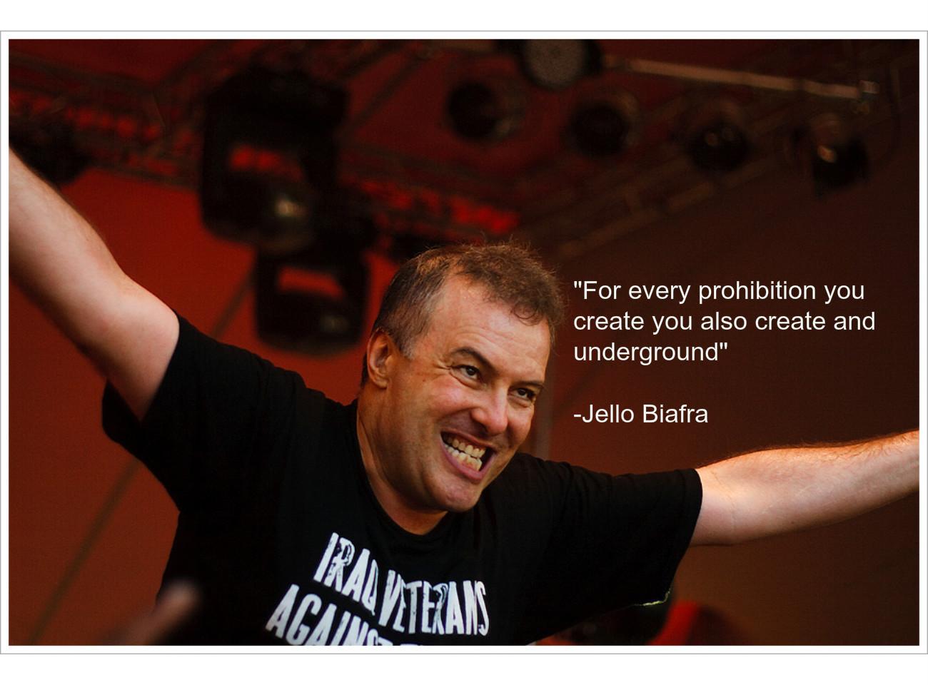 Jello Biafra's quote #4