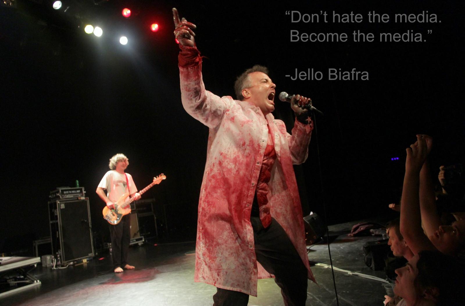 Jello Biafra's quote #6