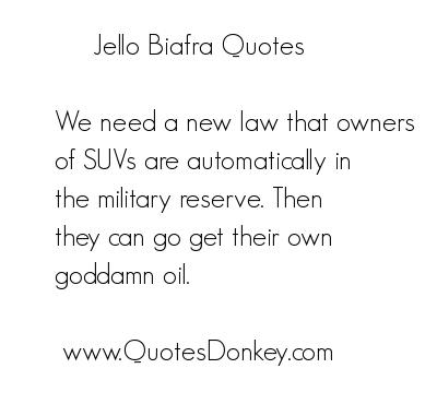 Jello Biafra's quote #3