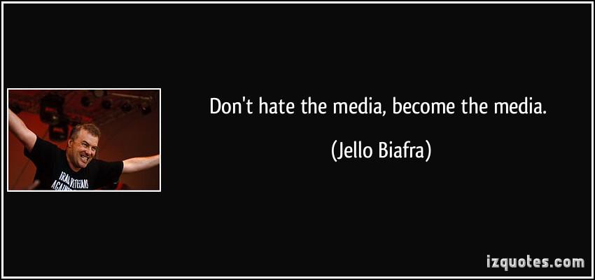 Jello Biafra's quote #2