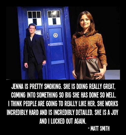 Jenna-Louise Coleman's quote #4
