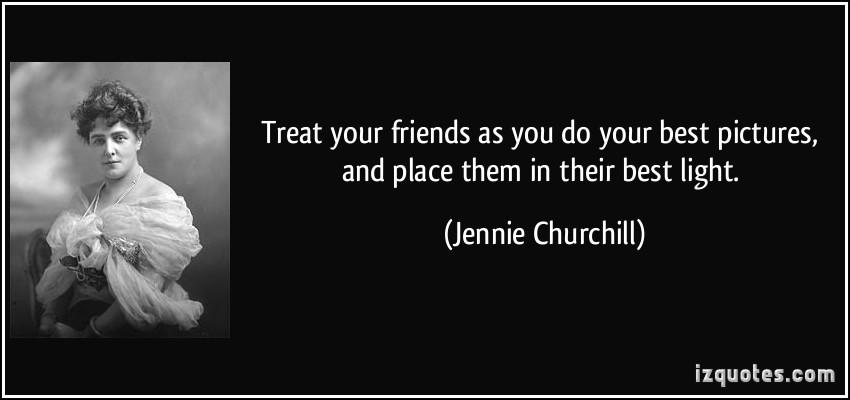 Jennie Churchill's quote #1